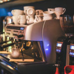 kaboompics.com_Professional coffee machine restaurant
